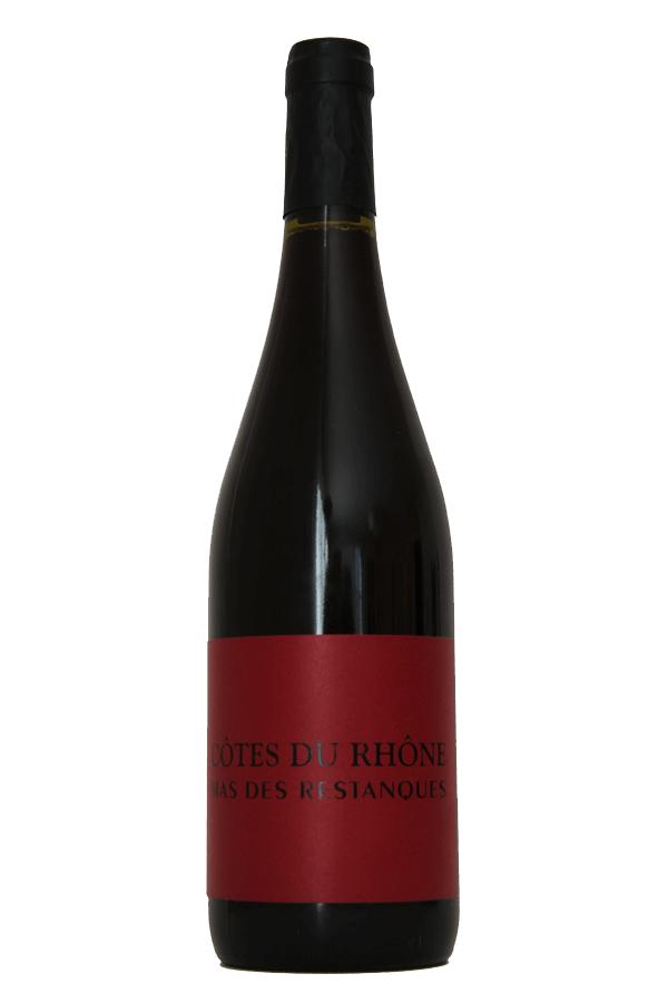 Domaine Mas des Restanques AOP Côtes du Rhône rouge 2016