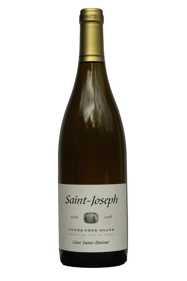 Cave Saint-Désirat AOP Saint-Joseph blanc 2018 cuvée Côte Diane