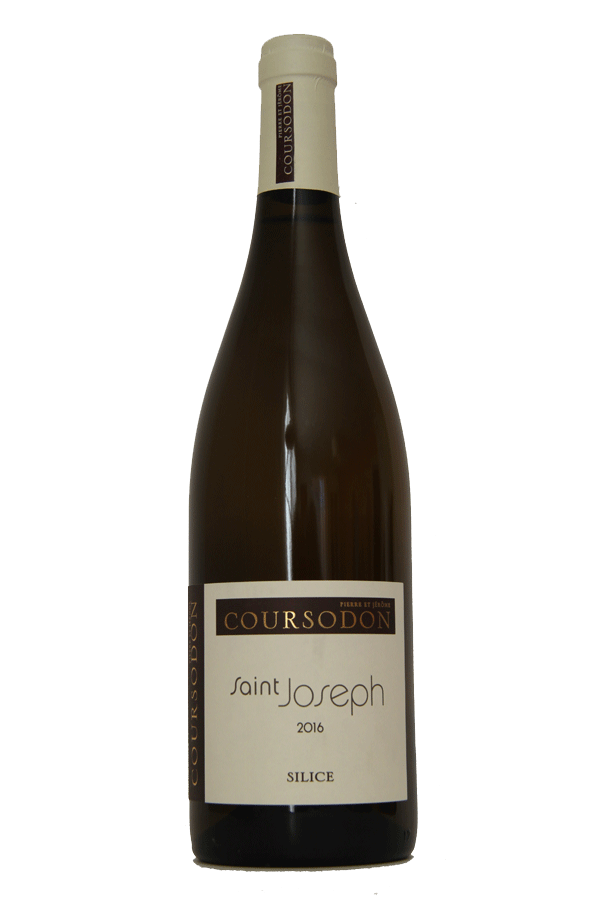 Domaine Coursodon AOP Saint-Joseph blanc 2016 cuvée