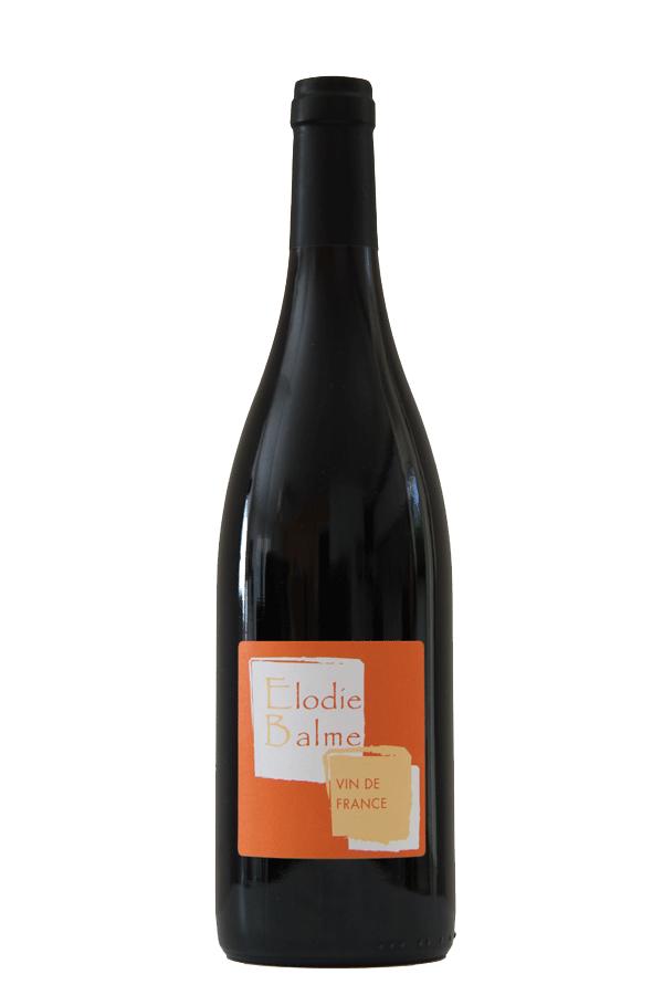 Domaine Elodie Balme IGP Vin de France rouge 2019