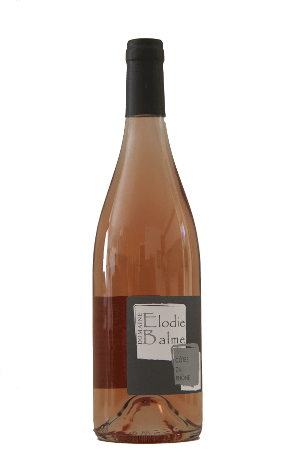 Domaine Elodie Balme AOP Côtes du Rhône rosé 2019