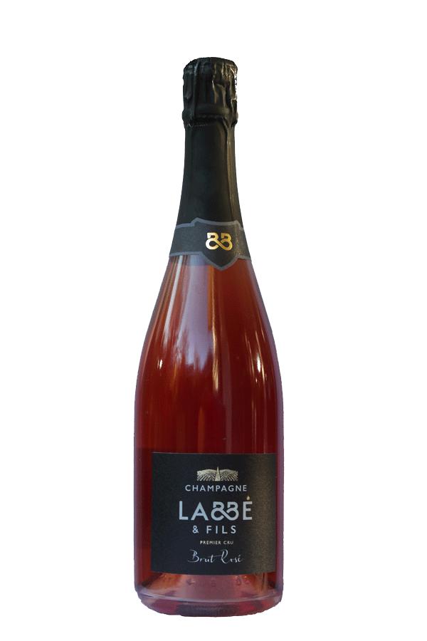 Champagne Labbé & Fils AOC Champagne Brut Rosé