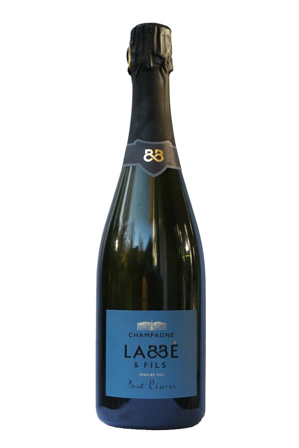Champagne Labbé & Fils AOC Champagne Brut Réserve