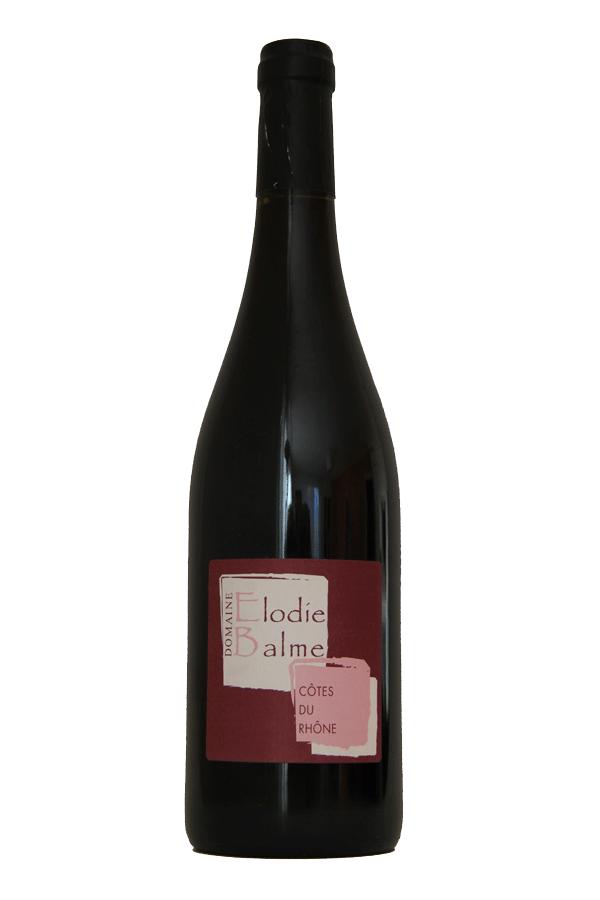 Domaine Elodie Balme AOP Côtes du Rhône rouge 2019