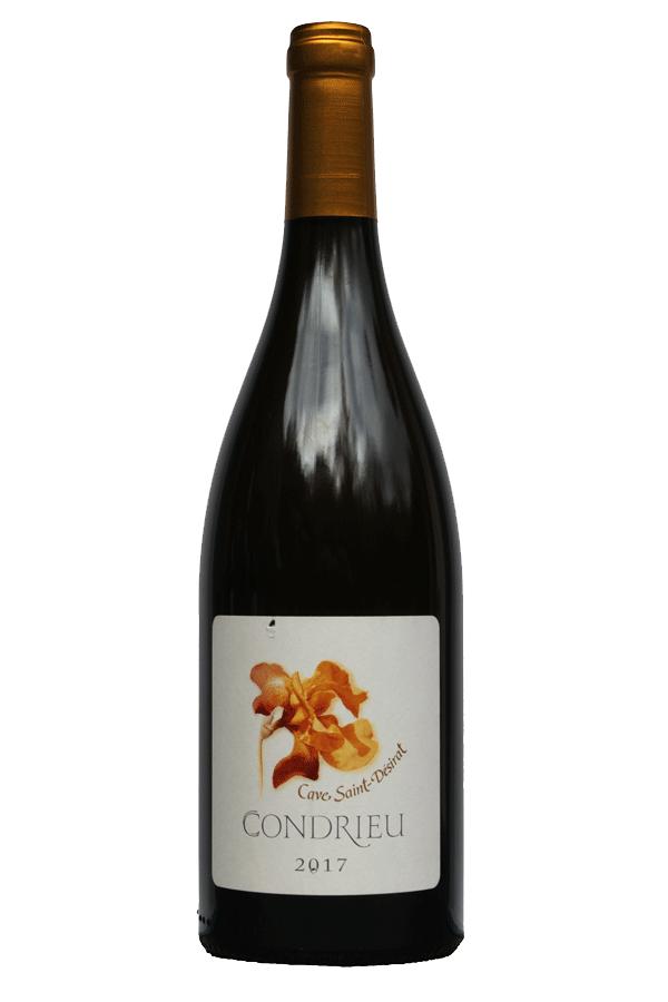 Cave Saint-Désirat AOP Condrieu blanc 2017 cuvée Tradition