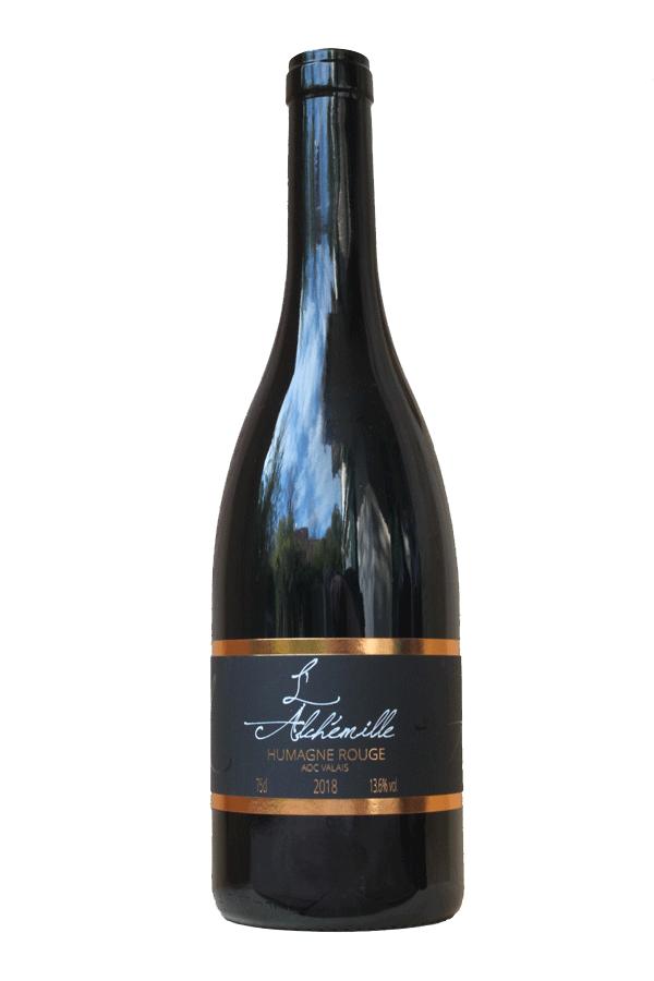 Cave l'Alchémille AOC Vin du Valais Humagne rouge 2018
