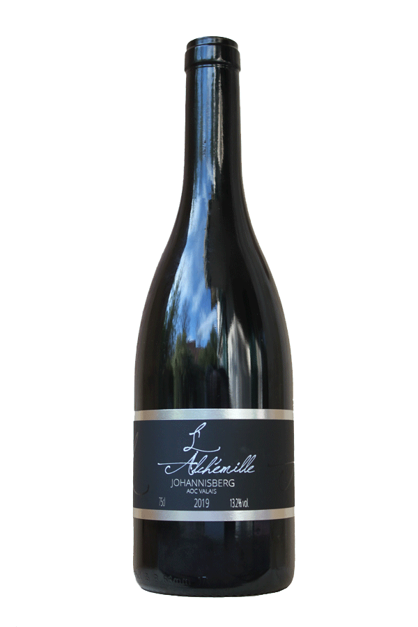 Cave l'Alchémille AOC Vin du Valais Johannisberg 2019