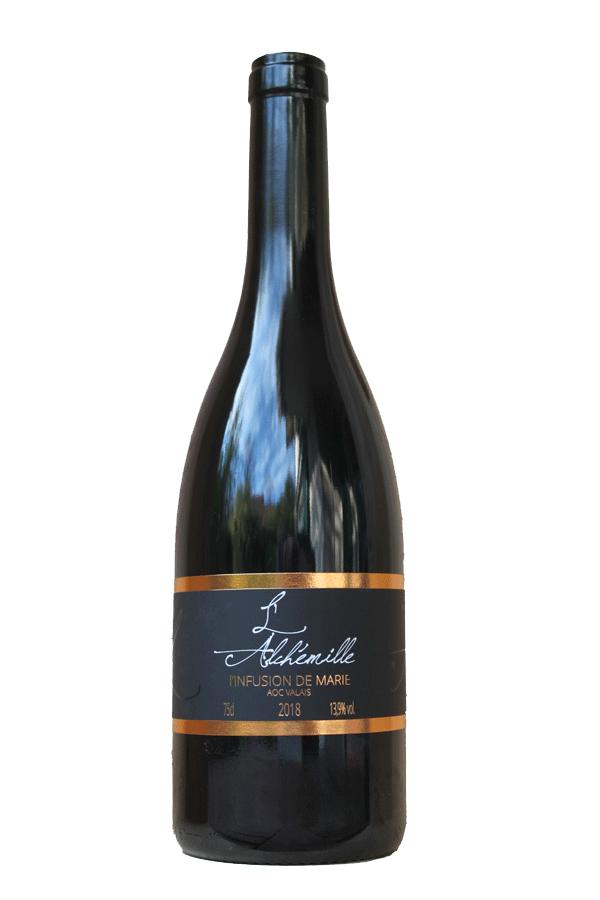Cave l'Alchémille AOC Vin du Valais Infusion de Marie 2018
