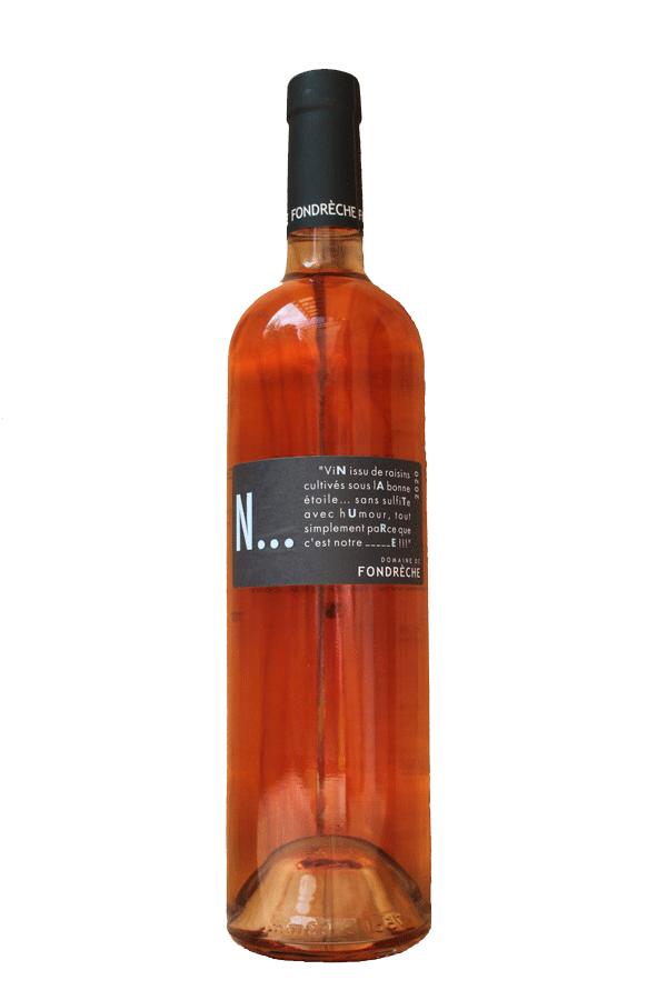 Domaine de Fondrèche AOP Ventoux 2020 cuvée N... rosé