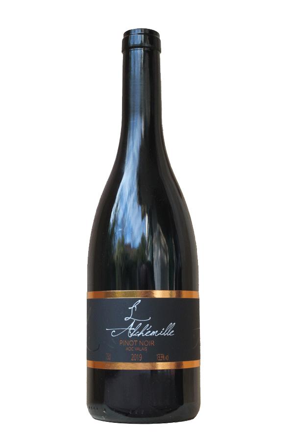 Cave l'Alchémille AOC Vin du Valais Pinot Noir 2019