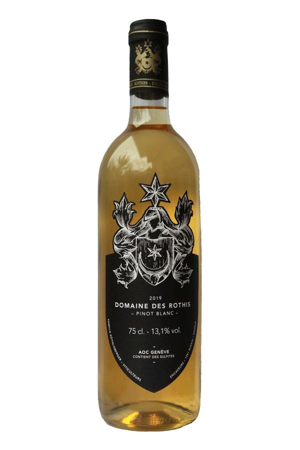 Domaine des Rothis AOC Vin de Genève Pinot Blanc 2019