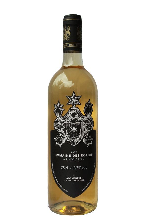 Domaine des Rothis AOC Vin de Genève Pinot Gris 2019