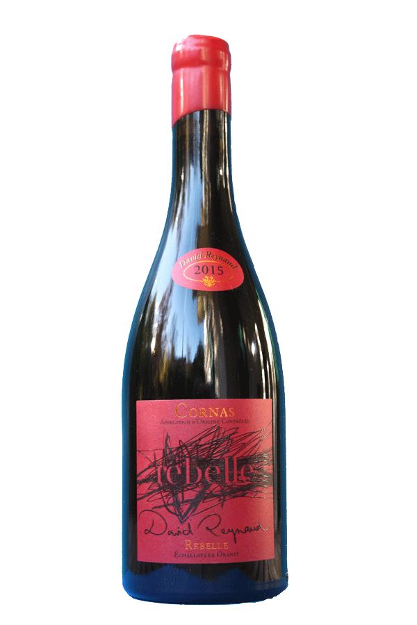 Domaine les Bruyères AOP Cornas rouge 2015 cuvée «la Rebelle»