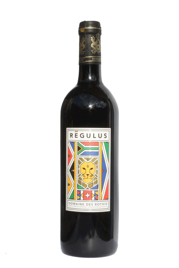 Domaine des Rothis Vin de Pays Suisse Régulus rouge 2018