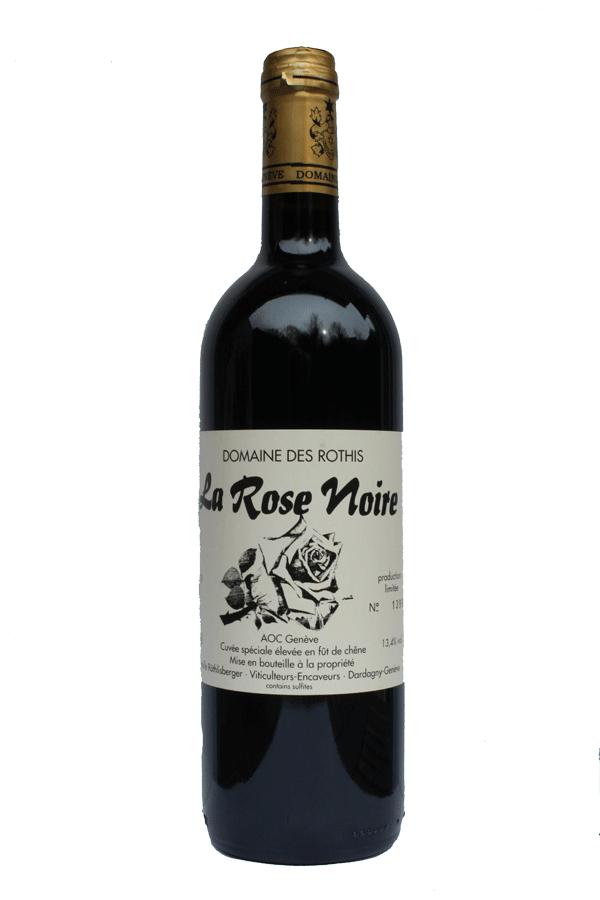 Domaine des Rothis AOC Vin de Genève Rose Noire 2019