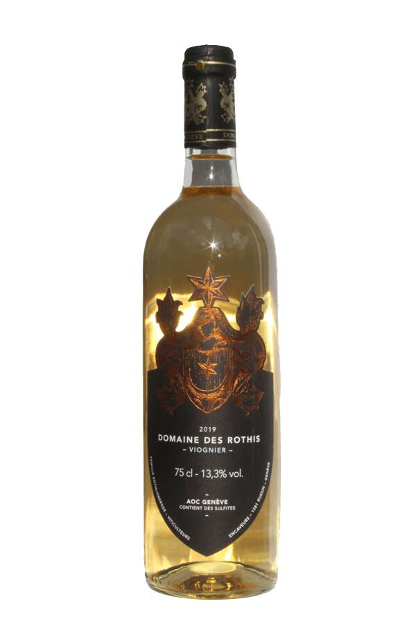 Domaine des Rothis AOC Vin de Genève Viognier blanc 2019