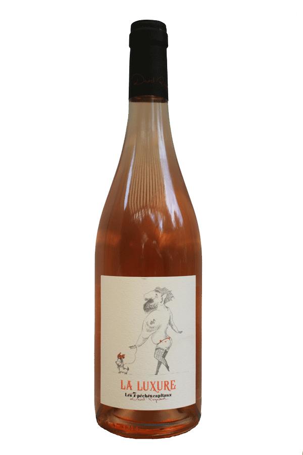 Domaine les Bruyères Vin de France rosé 2020